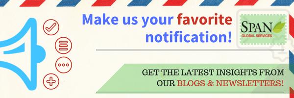 Span Global Services blog subscription link