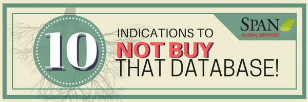 10 indications to not purchase email databases