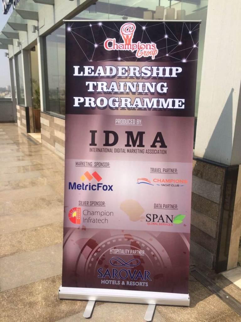 IDMA Leadership Meet Event