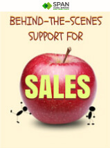 if sales were fruit-Infographic