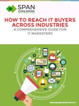Reach IT Buyers Across Industries