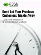 Precious Customers Trickle Away