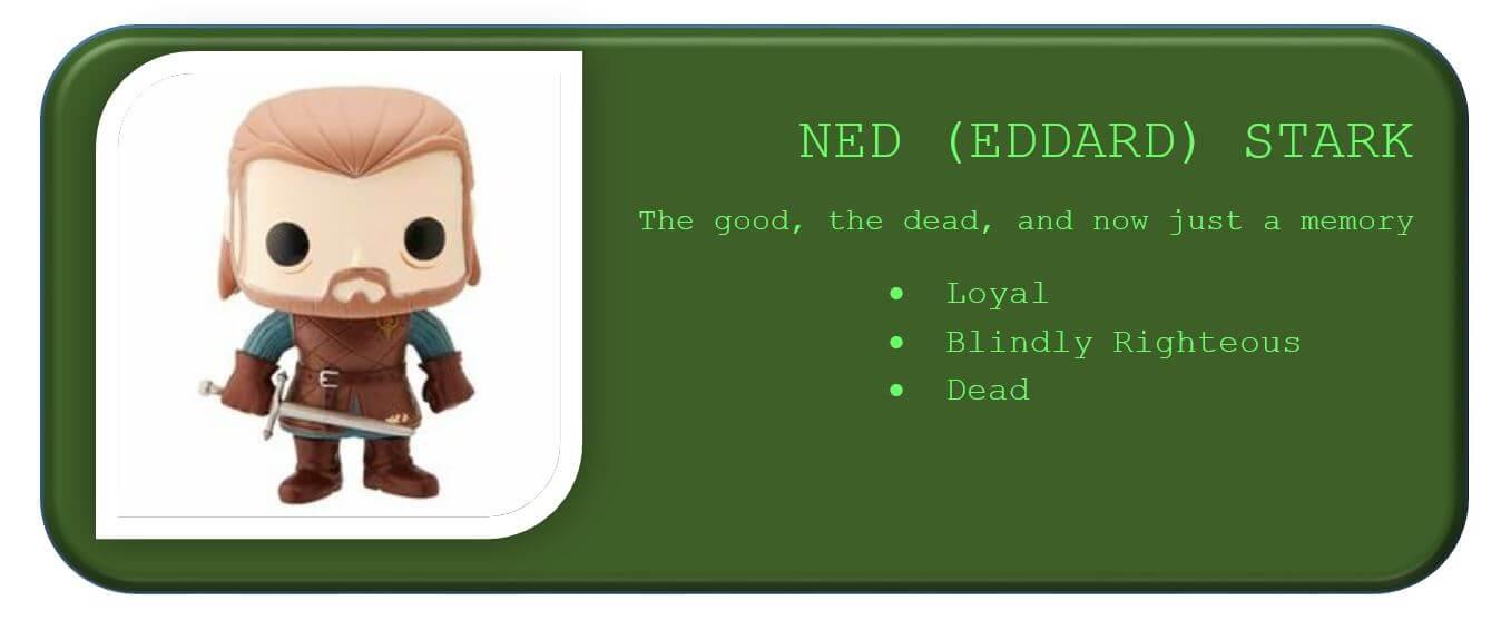 Content Marketing - Ned Stark