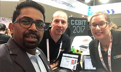 Automated Account-based Marketing | Our Demonstration @ CeBIT Australia