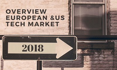 B2B Businesses: Expect the best from European and US Tech market in 2018