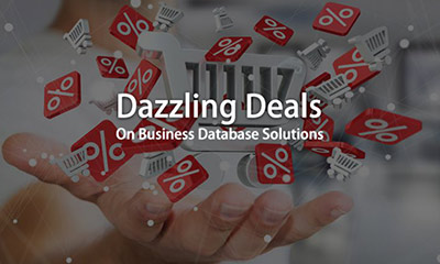 Span Global Services reveals dazzling deals on Business Database Solutions