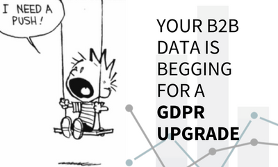 Your B2B Data is GDPR Complied if You Have These 8 Things