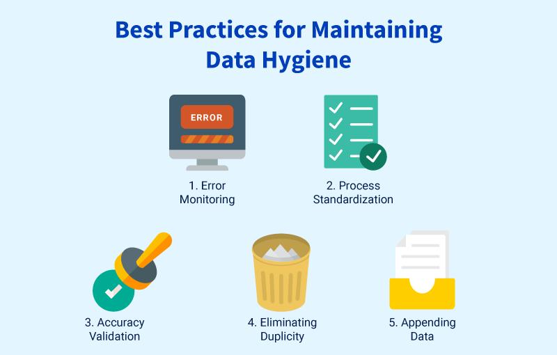Data Hygiene Best Practices