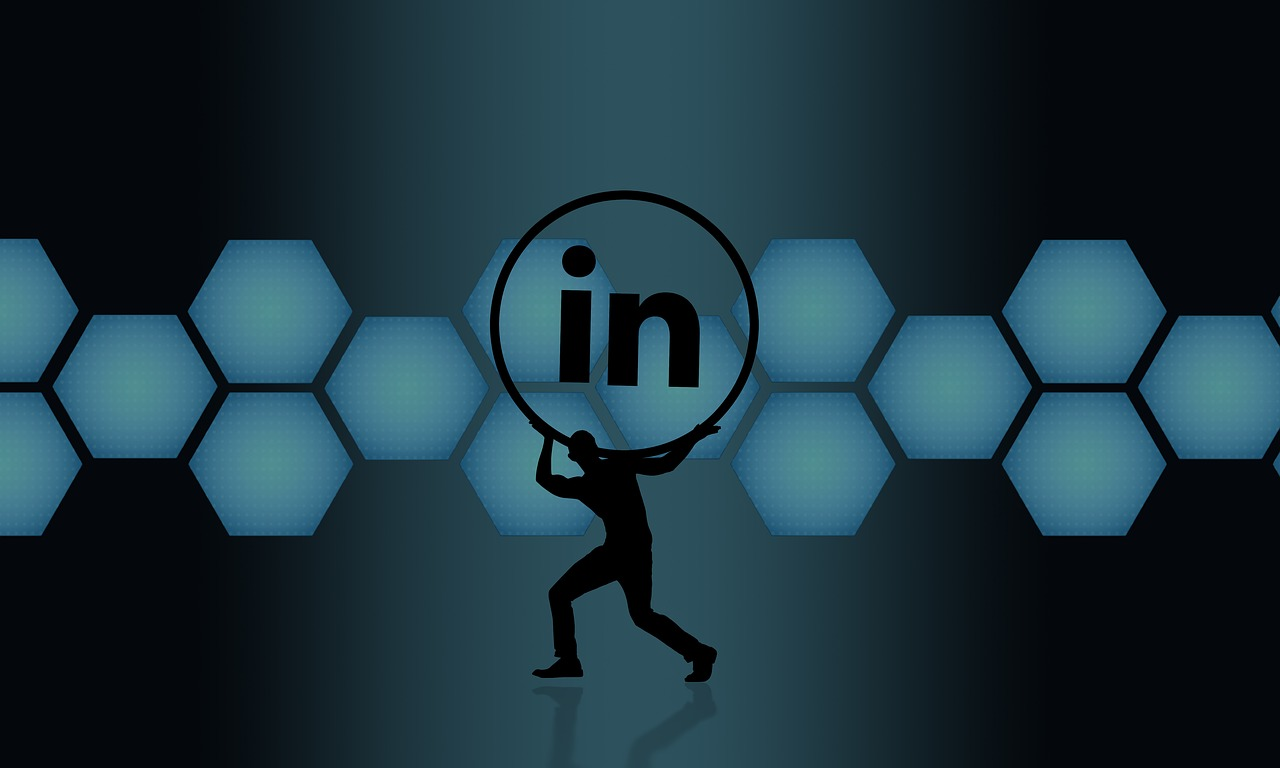 linkedin-B2B Marketing Tool